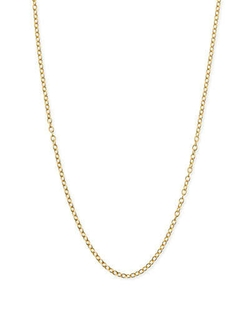 Lobster Clasp Chain Necklace by Loquet London in Dope
