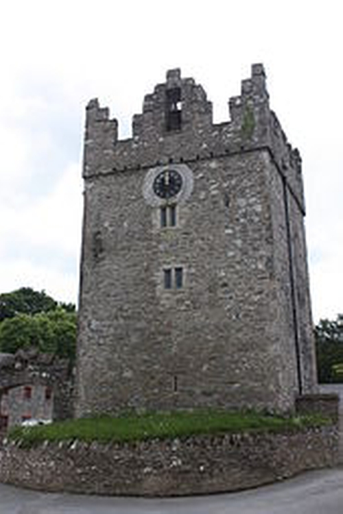 Castle Ward (Depicted as Winterfell Castle) County Down, Northern Ireland in Game of Thrones - Season 6 Episode 10 - The Winds of Winter