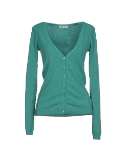 V-Neck Cardigan by Three Dots in The D Train