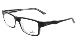 RX5245 Eyeglasses by Ray Ban in Barely Lethal