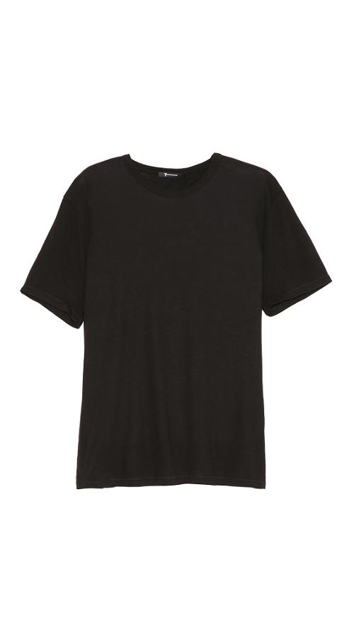 Classic Short Sleeve Tee by T by Alexander Wang in Ride Along
