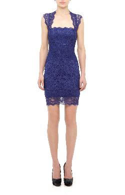 Eva Lace Dress by Nicole Miller in Vampire Academy