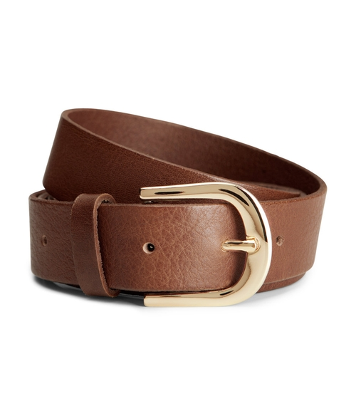 Leather Belt by H&M in Paper Towns
