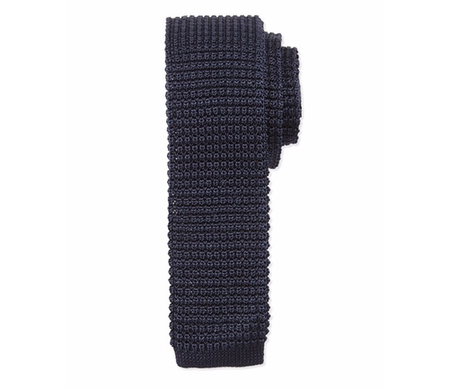 Knit Silk Tie by Lanvin in Keeping Up with the Joneses