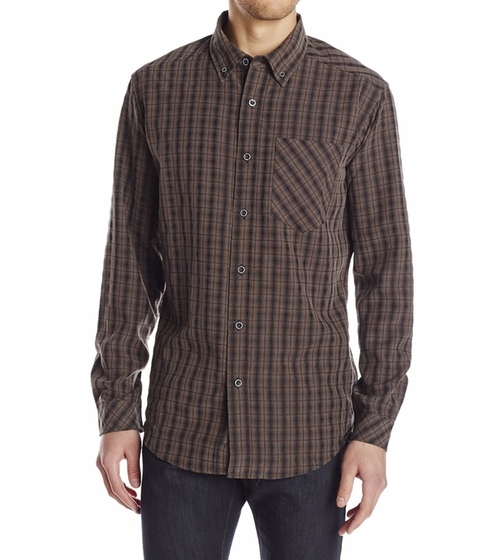 Pisco Plaid Long Sleeve Shirt by ExOfficio in Casual - Season 2 Preview