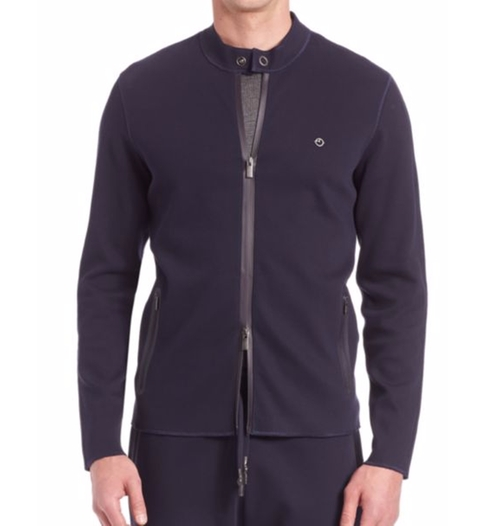 Track Jacket by Armani Collezioni in Sleepless