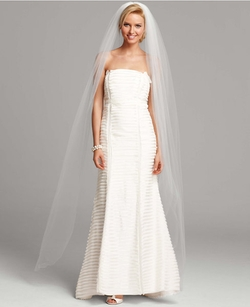 Floor Length Veil by Ann Taylor in Sex and the City