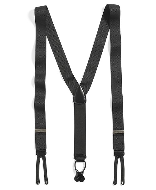 Extra-Long Formal Suspenders by Brooks Brothers in John Wick
