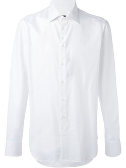 Spread Collar Shirt by Giorgio Armani in The World is Not Enough