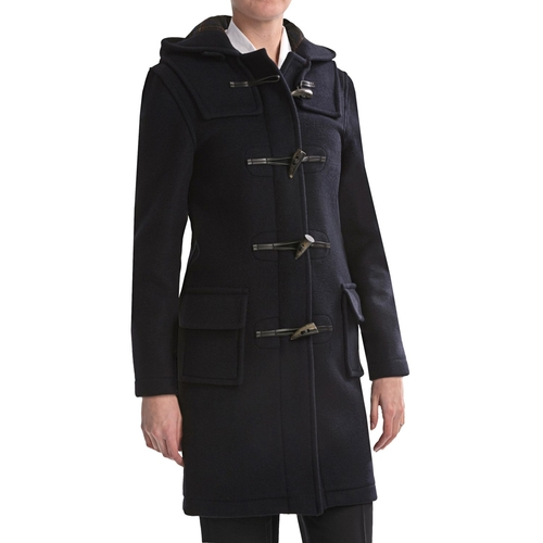 Classic Duffle Coat - Wool by Montgomery by John Partridge in Fifty Shades of Grey