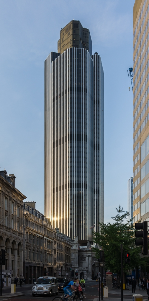 Tower 42 London, United Kingdom in Survivor