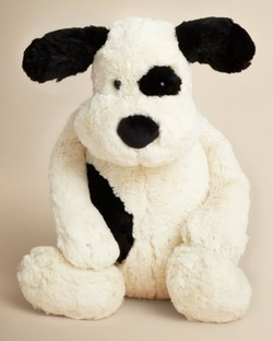 Bashful Huge Puppy Stuffed Toy by Jellycat in Masterminds