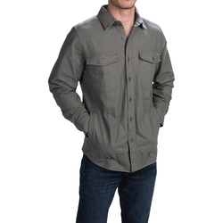Tiadaghton Shirt Jacket by Woolrich in The Big Bang Theory