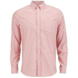 Oxford Long Sleeve Shirt by Tripl Stitched in Master of None