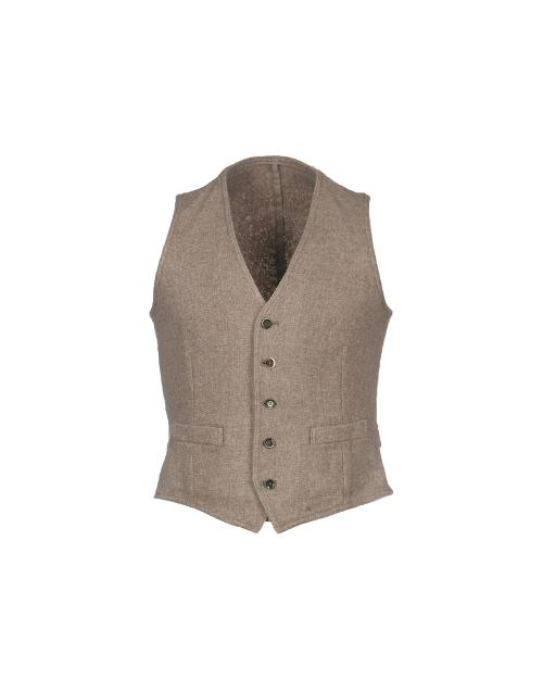 Men's Vest by Lardini in Mortdecai