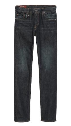 Kane Skyline 10.5oz Slim Straight Jeans by J Brand in Project Almanac