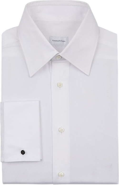 Twill Dress Shirt by Ermenegildo Zegna in Ted 2