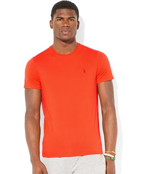 Jersey Performance T-Shirt by Polo Ralph Lauren in Boyhood