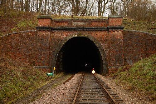 Sharpthorne Tunnel West Sussex, United Kingdom in Kingsman: The Secret Service
