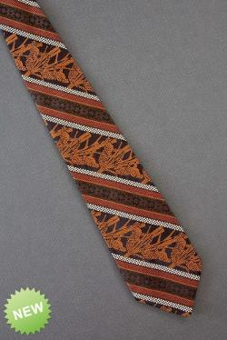 Leopard Cats on Tree Branches - Vintage Tie by Yournecktieshop in Anchorman 2: The Legend Continues