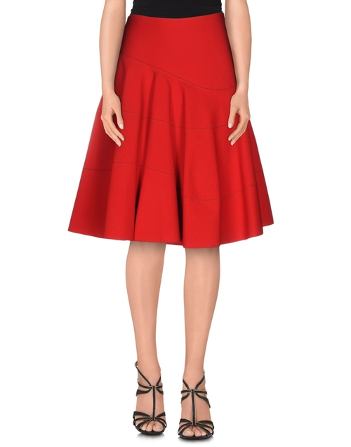 Knee Length Skirt by Maurizio Pecoraro in The Notebook