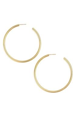 Hoop Earrings by Argento Vivo in Popstar: Never Stop Never Stopping