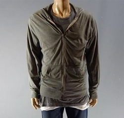 Hoodie Zip Sweatshirt by Gap in Poltergeist