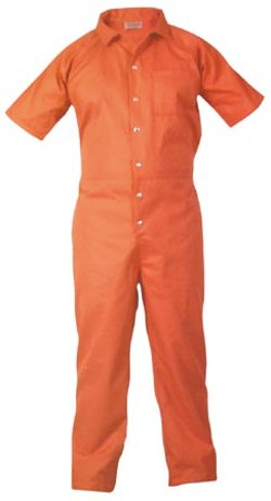 Inmate Jumpsuit by PX Direct in Need for Speed
