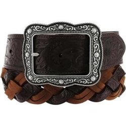 Lace Womens Belt by Justin Laredo in Tomorrowland