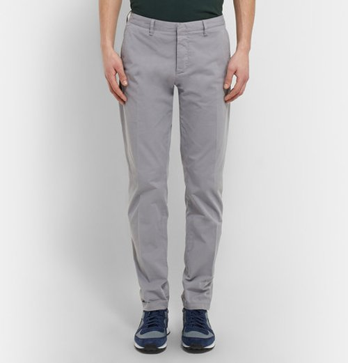 Cotton-Blend Chinos by Ami in Begin Again