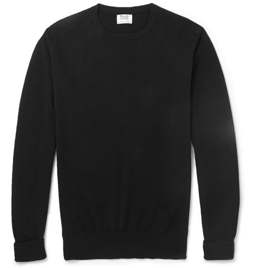 Oxton Cashmere Crew Neck Sweater by William Lockie in American Horror Story