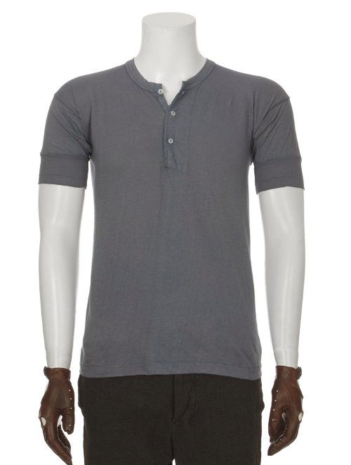 1930s Henley T-Shirt by Williams in Drive