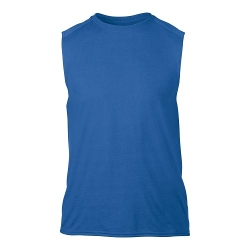 Mens Performance Sleeveless T-Shirt by Gildan in Masterminds
