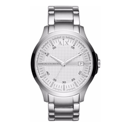 A|X  Men's Stainless Steel Bracelet Watch by Armani Exchange in Joshy