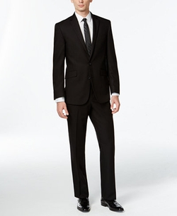 Solid Slim-Fit Suit by Kenneth Cole Reaction in Silicon Valley