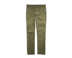 Comfort Canvas Trouser by Faherty in House of Cards