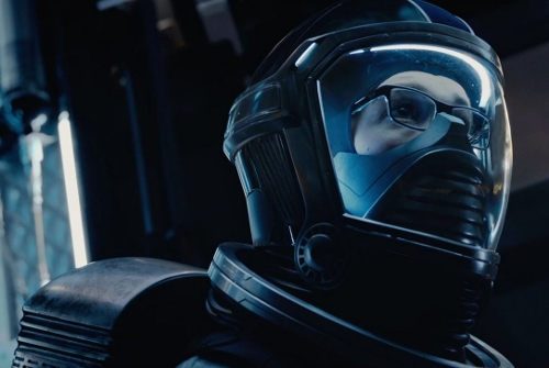 Custom Made Astronaut Suit (Reed Richards) by George L. Little (Costume Designer) in Fantastic Four