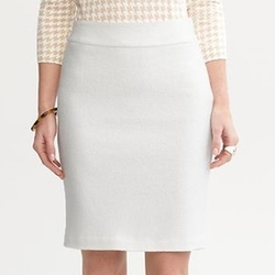 Marilyn Pencil Skirt by Banana Republic in Suits