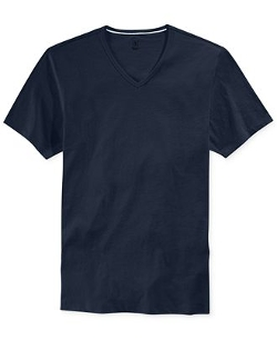 Stretch V-Neck T-Shirt by Inc International Concepts in Max