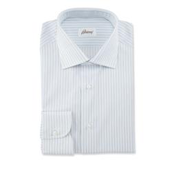 Striped Dress Shirt by Brioni in The Blacklist