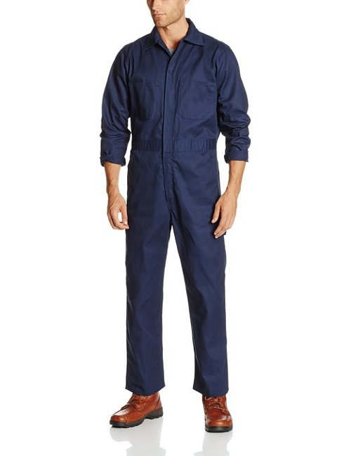 Men's Long Sleeve Non-Insulated Mechanic Coverall by Walls in The Best of Me