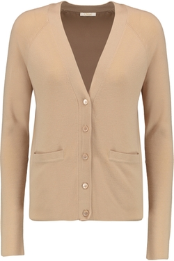 Wool And Silk-Crepe Cardigan by Chloé in Suits