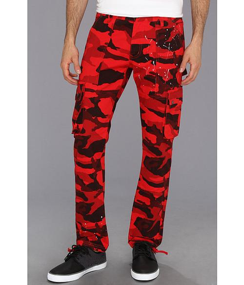 Camo Cargo Pant by Trukfit in Brick Mansions