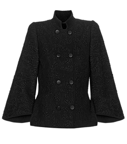 Knitted Wool-Blend Jacket by Alexander McQueen in How To Get Away With Murder