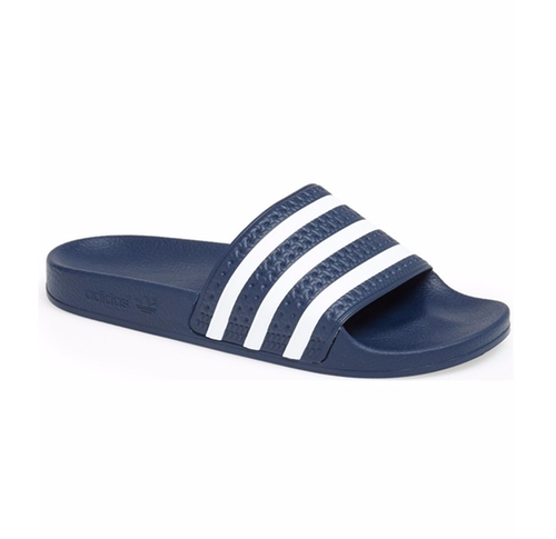 Adilette Slide Sandals by Adidas in Keeping Up With The Kardashians - Season 12 Episode 13