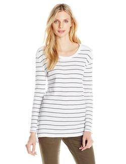 Long Sleeve Striped T-Shirt by Levi's in Fuller House