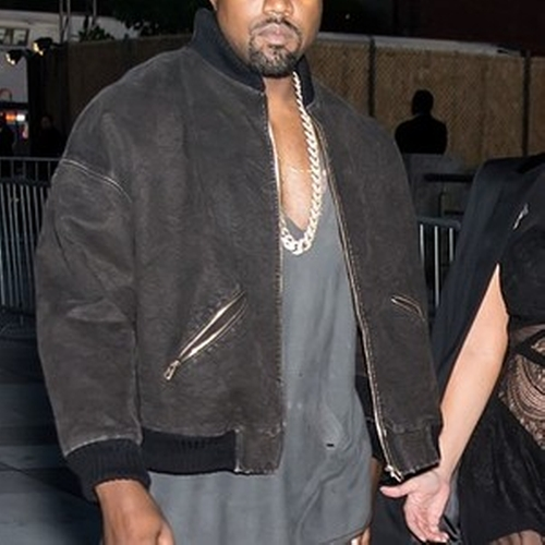 Bomber Jacket by Yeezy  in Keeping Up With The Kardashians - Season 11 Episode 8