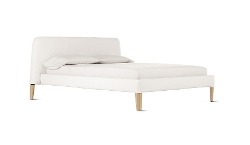 Parallel Queen Bed by Design Within Reach in Self/Less