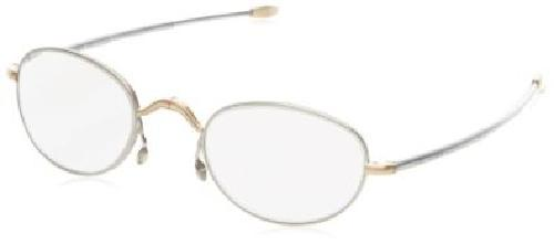 Round Reading Glasses by John Varvatos in Sex and the City 2