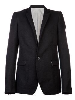 Classic blazer by POÈME BOHÉMIEN in Jersey Boys